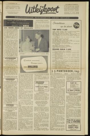 Uitkijkpost : nieuwsblad voor Heiloo e.o. 1962-11-29