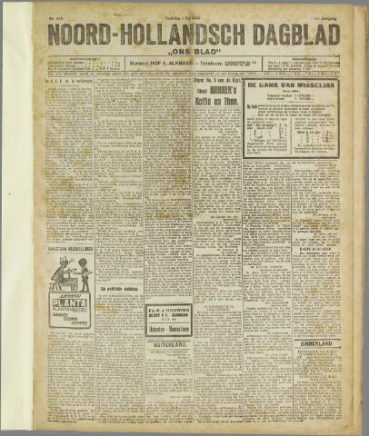 Ons Blad : katholiek nieuwsblad voor N-H 1922-07-01