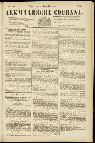 Alkmaarsche Courant 1887-08-26