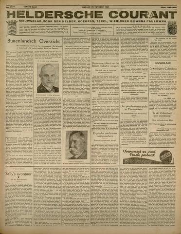Heldersche Courant 1934-10-30