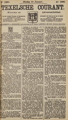 Texelsche Courant 1900-01-14