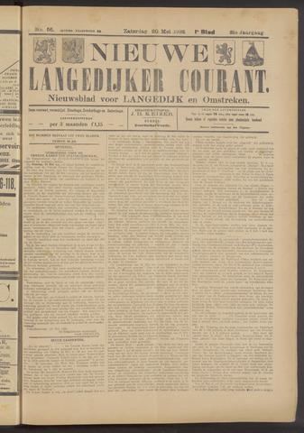 Nieuwe Langedijker Courant 1922-05-20