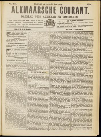 Alkmaarsche Courant 1906-12-20
