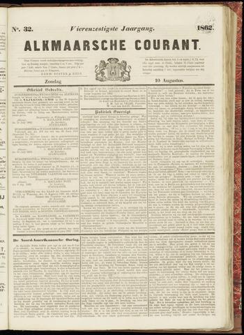 Alkmaarsche Courant 1862-08-10