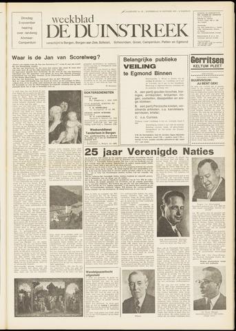 De Duinstreek 1970-10-29