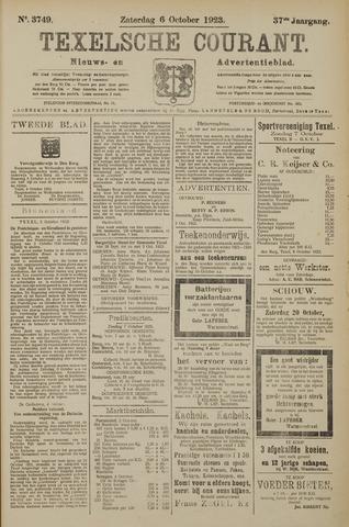 Texelsche Courant 1923-10-06