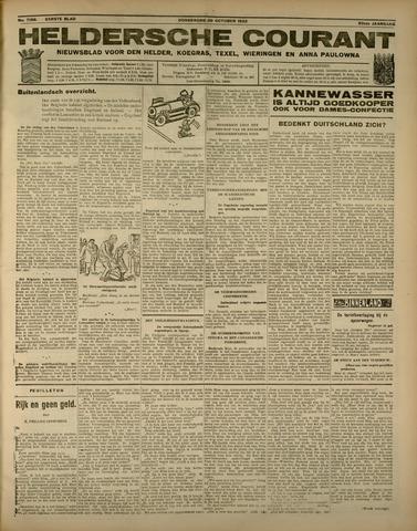 Heldersche Courant 1932-10-20