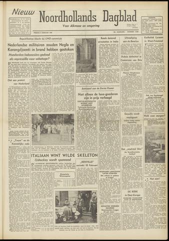 Nieuw Noordhollandsch Dagblad : voor Alkmaar en omgeving 1948-02-06