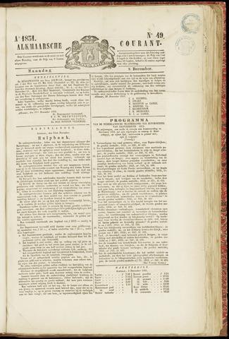 Alkmaarsche Courant 1851-12-08