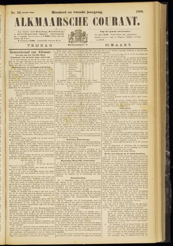 Alkmaarsche Courant 1900-03-30