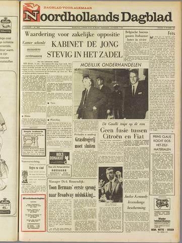 Noordhollands Dagblad : dagblad voor Alkmaar en omgeving 1968-10-11