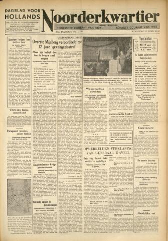 Heldersche Courant 1942-04-22