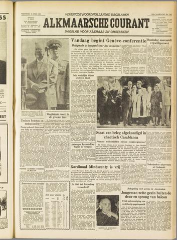 Alkmaarsche Courant 1955-07-18
