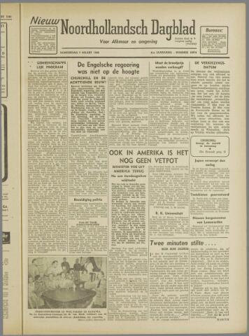 Nieuw Noordhollandsch Dagblad : voor Alkmaar en omgeving 1946-03-07