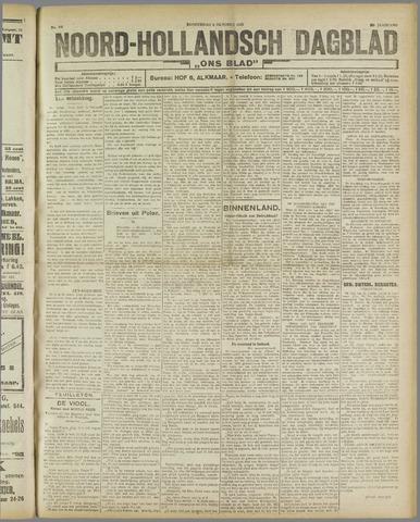 Ons Blad : katholiek nieuwsblad voor N-H 1921-10-06