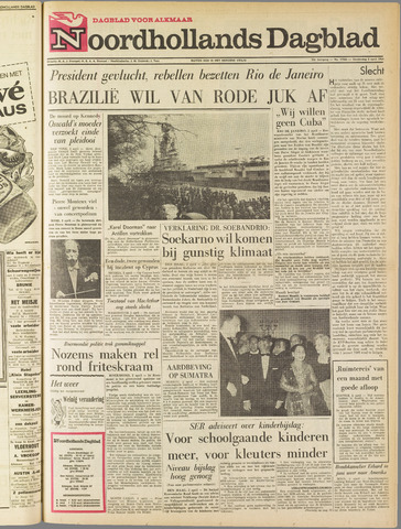 Noordhollands Dagblad : dagblad voor Alkmaar en omgeving 1964-04-02