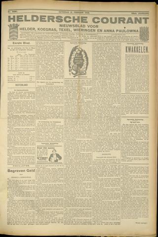 Heldersche Courant 1925-02-21