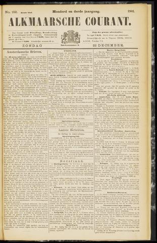 Alkmaarsche Courant 1901-12-22