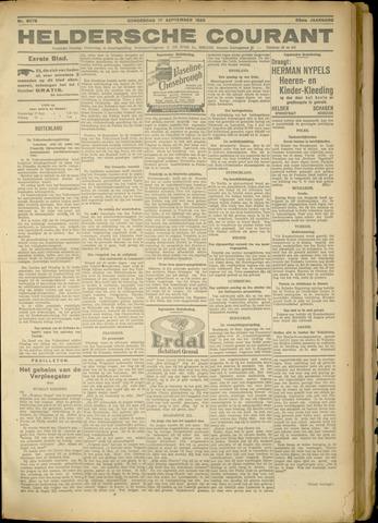Heldersche Courant 1925-09-17