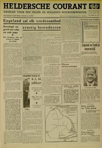 Heldersche Courant 1939-10-04