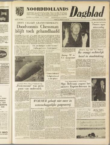 Noordhollands Dagblad : dagblad voor Alkmaar en omgeving 1959-10-20