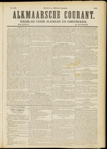 Alkmaarsche Courant 1913-10-06