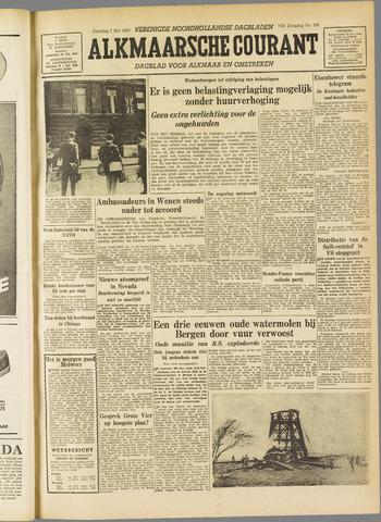 Alkmaarsche Courant 1955-05-07