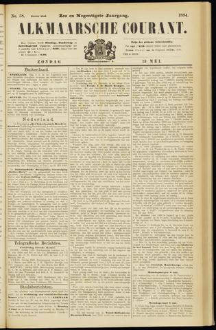 Alkmaarsche Courant 1894-05-13