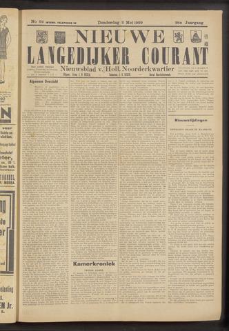 Nieuwe Langedijker Courant 1929-05-02