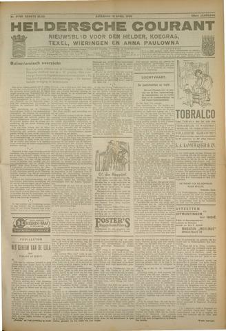 Heldersche Courant 1930-04-19