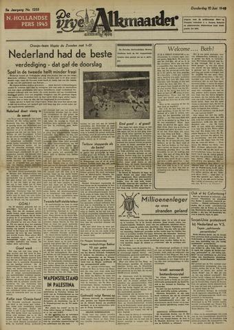 De Vrije Alkmaarder 1948-06-10