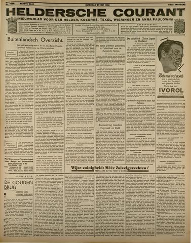 Heldersche Courant 1936-05-30