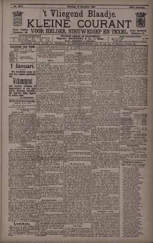 Vliegend blaadje : nieuws- en advertentiebode voor Den Helder 1894-12-15