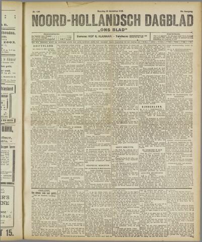 Ons Blad : katholiek nieuwsblad voor N-H 1922-11-13