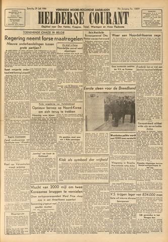 Heldersche Courant 1950-07-29