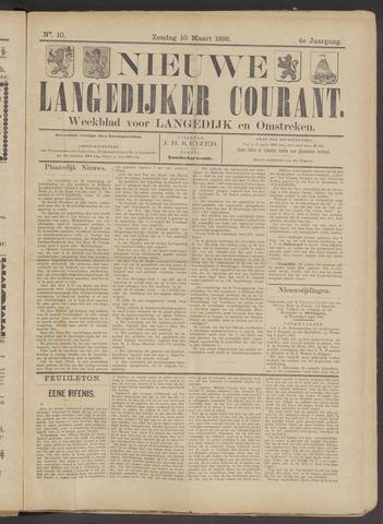 Nieuwe Langedijker Courant 1895-03-10
