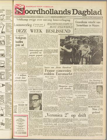 Noordhollands Dagblad : dagblad voor Alkmaar en omgeving 1964-11-16