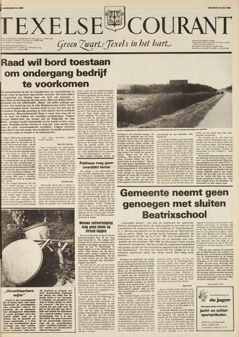 Texelsche Courant 1982-07-16