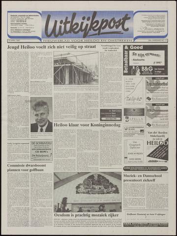 Uitkijkpost : nieuwsblad voor Heiloo e.o. 1997-04-23