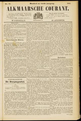 Alkmaarsche Courant 1902-08-20