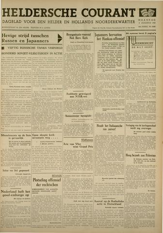 Heldersche Courant 1938-08-08