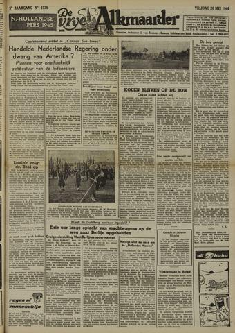 De Vrije Alkmaarder 1949-05-20
