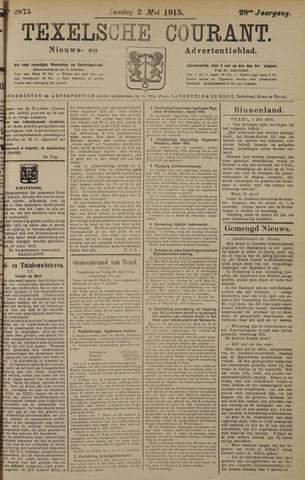 Texelsche Courant 1915-05-02