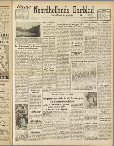 Nieuw Noordhollandsch Dagblad : voor Alkmaar en omgeving 1947-05-24