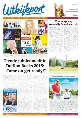 Uitkijkpost : nieuwsblad voor Heiloo e.o. 2015-07-22