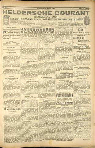 Heldersche Courant 1927-03-17