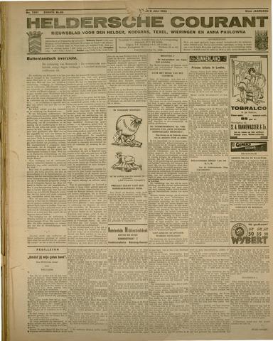 Heldersche Courant 1933-07-06