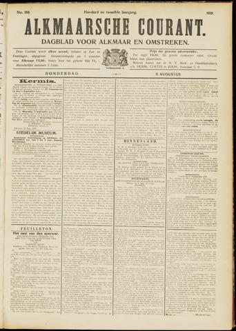 Alkmaarsche Courant 1910-08-11