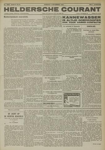Heldersche Courant 1930-11-11