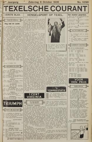 Texelsche Courant 1938-10-08